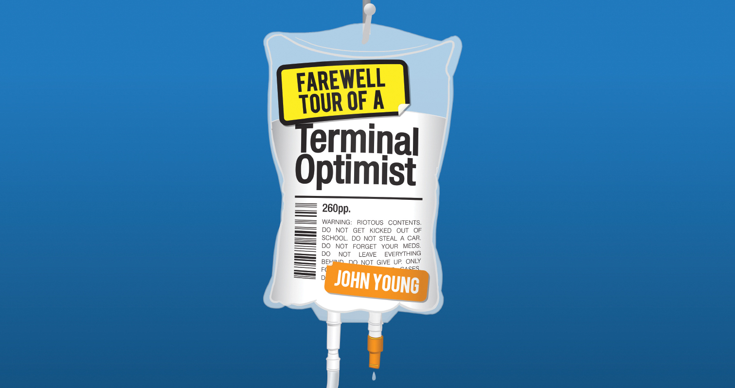 cover image for The Farewell Tour of the Terminal Optimist